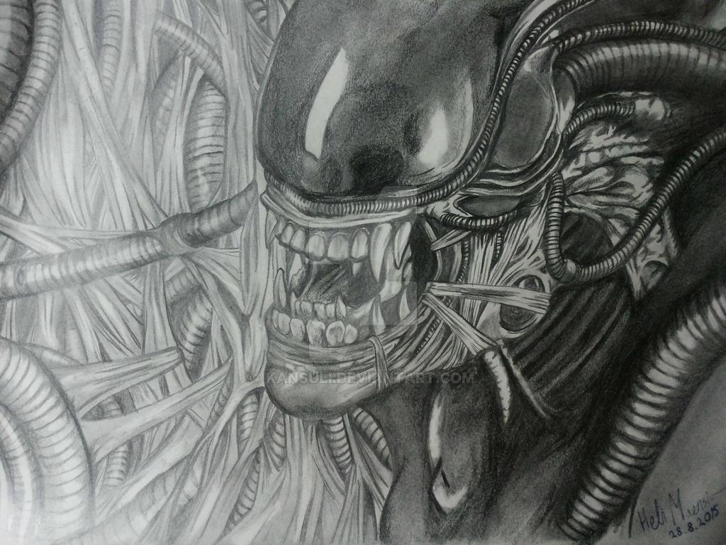 Alien by Kansuli