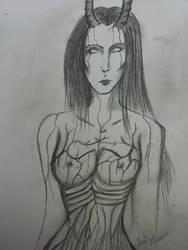Sketch by Kansuli