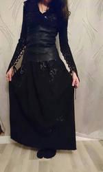 Bellatrix cosplay costume by Kansuli