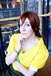 Jane Porter cosplay by Kansuli