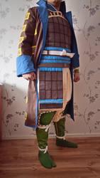 Katakura Kojuro costume by Kansuli