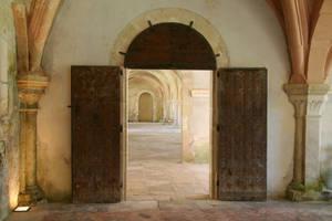 Abbaye de Fontenaye - I by SmoothEyes