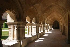 Abbaye de Fontenaye - II by SmoothEyes