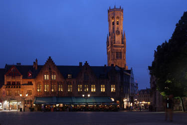 Bruges by night - I