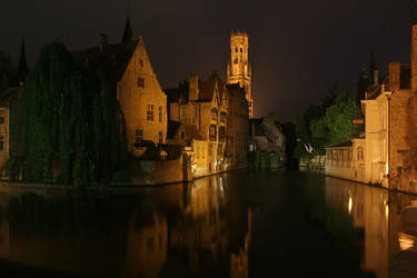 Bruges by night - IV