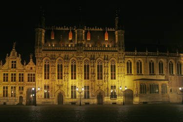 Bruges by night - V