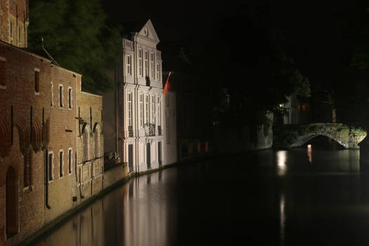 Bruges by night - VI
