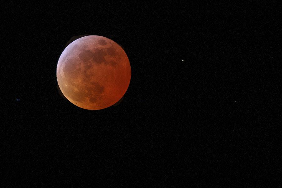 Mooneclipse...
