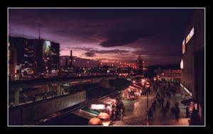 citylights by kalandor