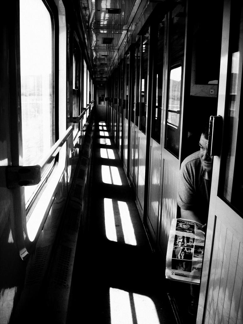 Passenger by Joplinfan
