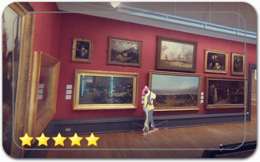 گالری هنری واکر