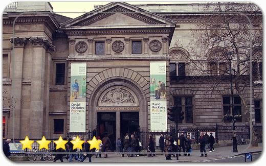 گالری ملی پرتره (لندن)