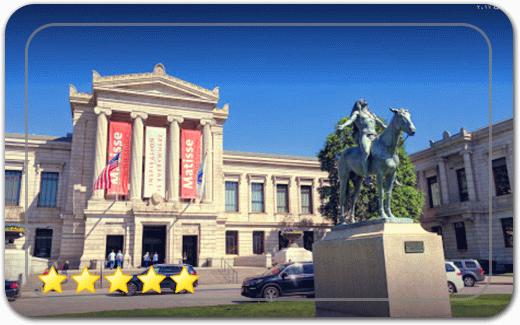 موزه هنرهای زیبا (بوستون)