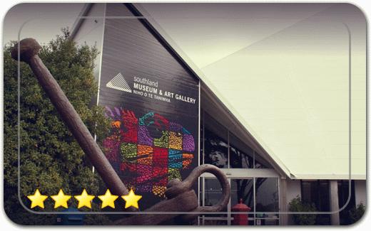 موزه و گالری هنر ساتلند (سرزمین جنوب)