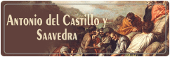آنتونیو دل کاستیلو و ساودرا | Antonio del Castillo y Saavedra