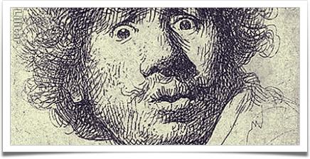 اصطلاح (هاشورزنی) و (شئ هنری) در نقاشی