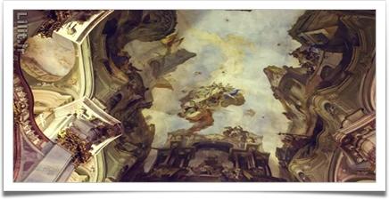 اصطلاحات (فرسکو) و (مورال) و (ماروفلاژ) در نقاشی