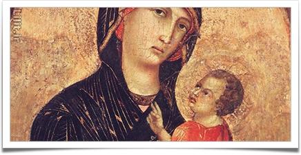 اصطلاح (هودجتریا و تئوتوکوس) و (بانو الیسا) در نقاشی