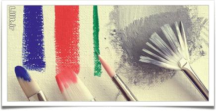 هشت نکته نقاشی با رنگ اکرلیک برای هنرمندان