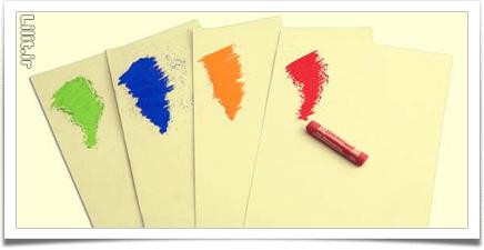 آموزش ابتدایی نقاشی با پاستل