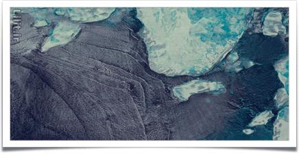 نقاشیهایی از جنس گل و لای رودخانه ها