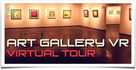 تفاوت گالری 360 درجه معمولی با نمایشگاه 360 درجه واقعیت مجازی چیست؟