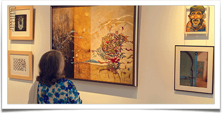 تفاوت برگزاری نمایشگاه در گالریهای معمولی در مقایسه با نمایشگاه 360 درجه واقعیت مجازی در گالری لیلیت