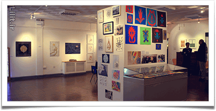 هزینه و قیمت اجاره و رزور گالری جهت برگزاری نمایشگاه هنری چقدر است؟