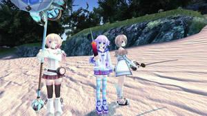 Neptunia: Weapon Swap!