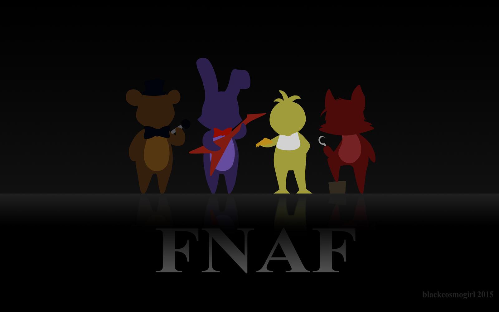 Fnaf Hd Wallpapers