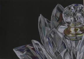 diamond bottle