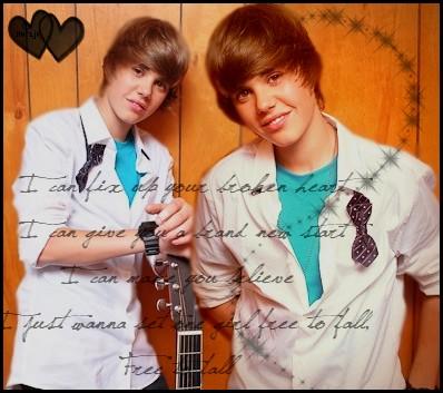 Justin Bieber Blend by naomidekruijff
