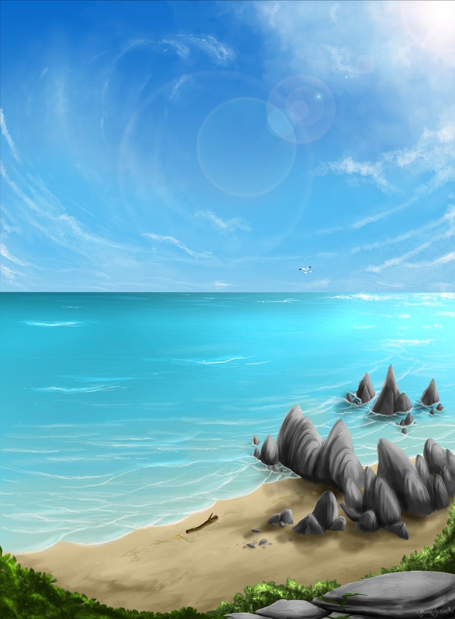 Horizon by SweetLhuna