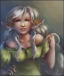 Miosita by SweetLhuna