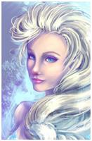Elsa by SweetLhuna