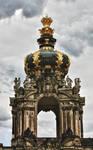 Tor des Dresdner Zwingers