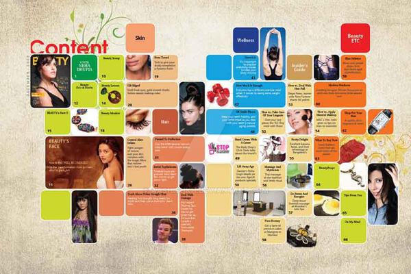 Magazine Content Layout 02 by aashishkh