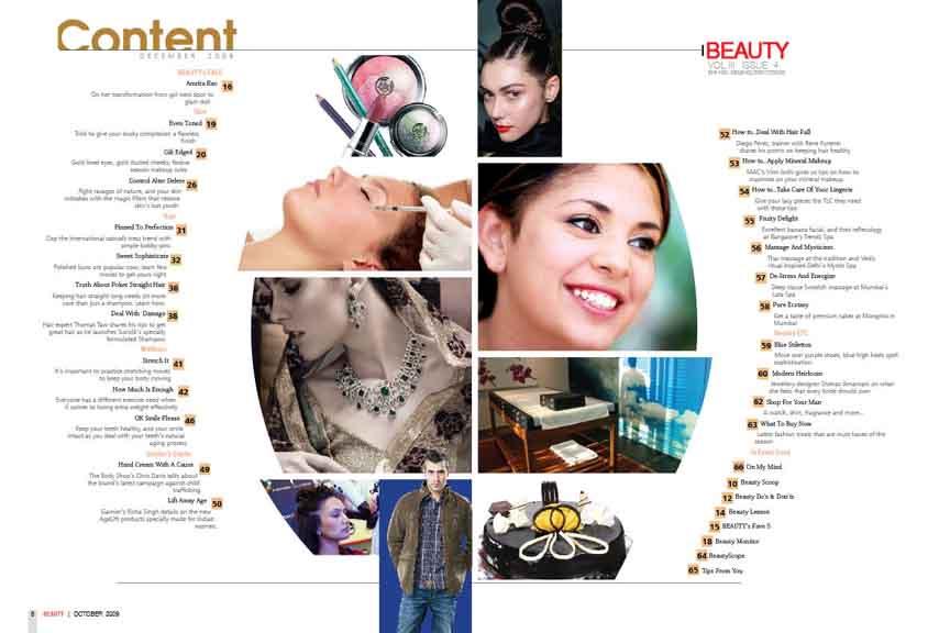 Magazine Content Layout 03 By Aashishkh On Deviantart