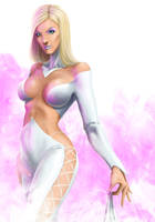 Emma Frost, the White Queen by ogi-g
