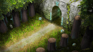 Forest concept by ogi-g