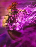Raging Demon by ogi-g