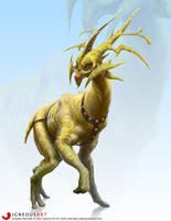 Szaplees Deer by ogi-g
