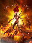 Andariel, Maiden of Anguish by ogi-g