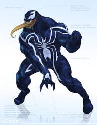 Venom - OG Marvel remix DB by ogi-g