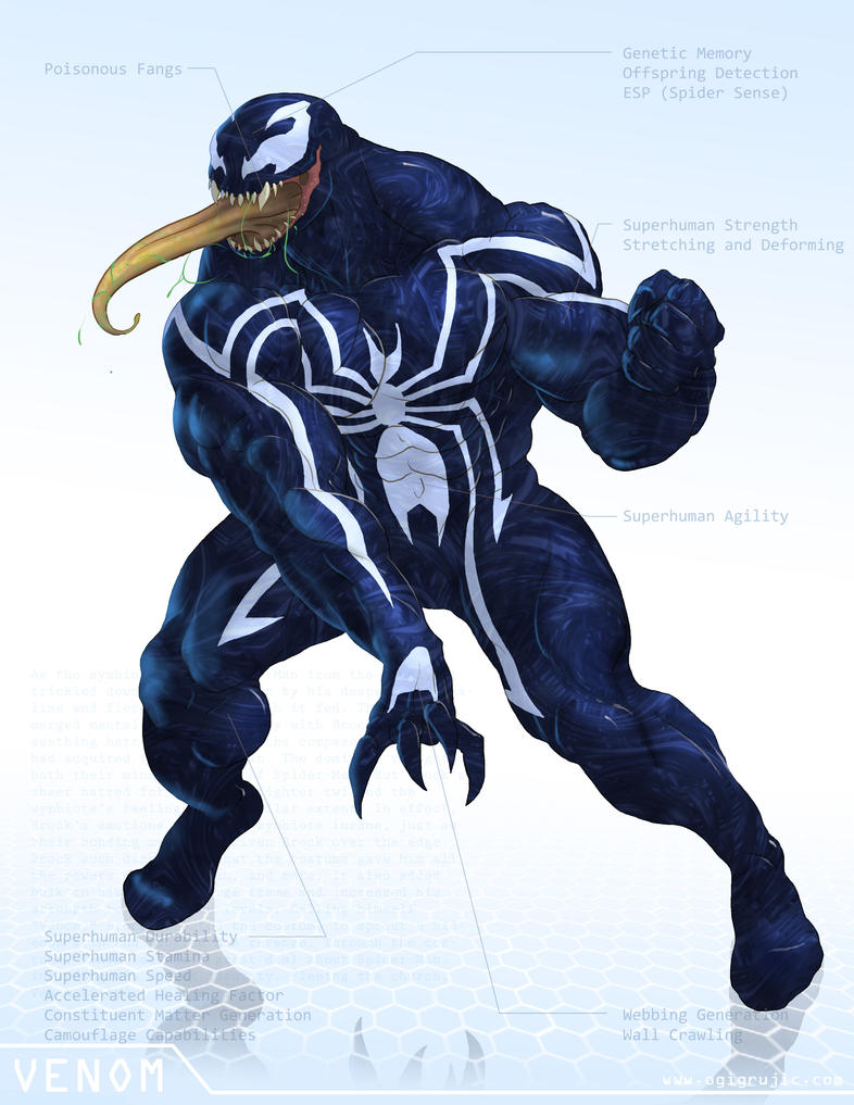 Venom - OG Marvel remix DB by ogi-g