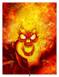 Ghost Rider by ogi-g
