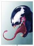 Venom's smile