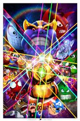 Infinity Mini Gauntlet by ogi-g