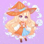 Eleanor Asami [Little witch] by Soya027