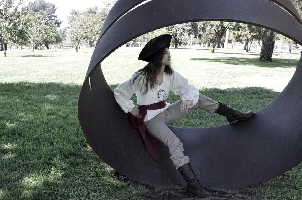 APH: Nyotalia Pirate Spain by SkyborneVeggie